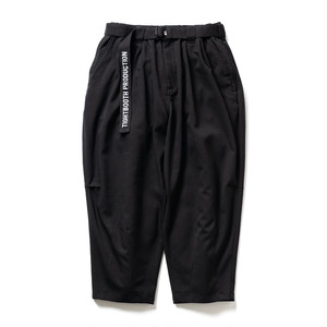 TIGHTBOOTH BALLOON PANTS BLACK L