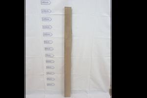 エンジュ 巾100×長1360×厚40