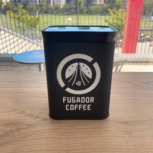 コーヒー缶(キャニスター缶)
