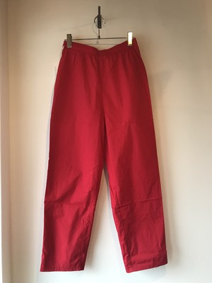 VOIRY DOCTOR PANTS(ドクターパンツ) RED