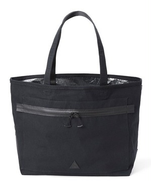【ANONYM CRAFTSMAN DESIGN】OVERNIGHT TOTE BAG (BLACK) トートバッグ 日本製 アノニム MADE IN JAPAN