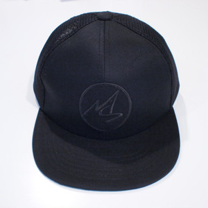 MASSES MESH CAP LOGO SAME COLOR / 11820020