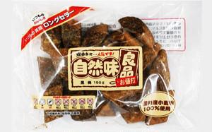 山口製菓 自然味良品黒棒 150g