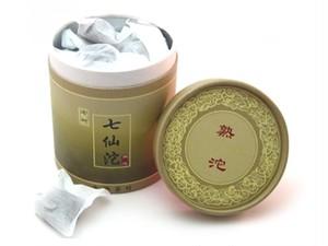 ドアンシリーズ 古樹プーアル熟茶 2008 小沱茶