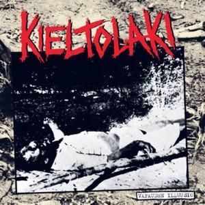 KIELTOLAKI - VAPAUDEN ILLUUSIO CD