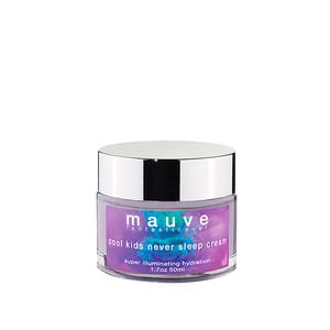 mauve - Cool kids never sleep cream