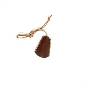 key strap necklace | キーストラップネックレス
