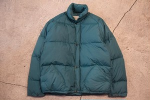 USED 70s-80s Class-5 Down Jacket -Small D0746