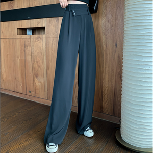 High waist oversize pants LD0094