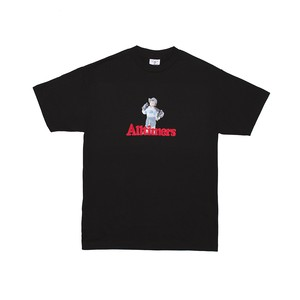 ALLTIMERS Lil Angel Tee Black