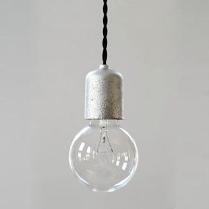 Socket Lamp Zink|亜鉛メッキ