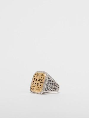 Patmos Men Ring / Gerochristo