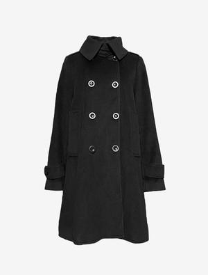 THEORY セオリー ブラック カシミヤ コート