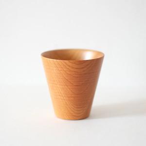 木工ろくろカップ
