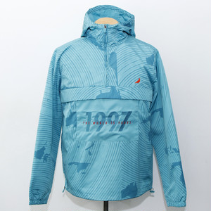 SATELLITE NYLON JACKET