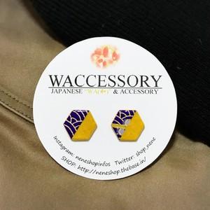 六角WACCESSORY_ピアス