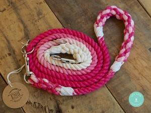 Sサイズ《ロープリード (pink)》LEI LANI限定モデル