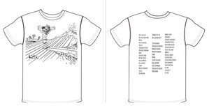 "Tシャツ Album ""TEN"" MENs T-Shirt"