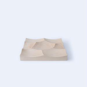 コピー:木製テーブルトレー -Storm Tray S(ハードメープル)