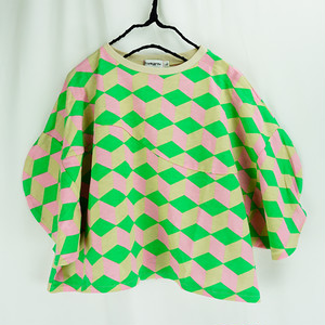WAVE SWITCHING TEE / WOMEN