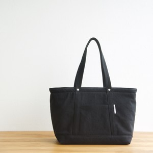 CANVAS TOTE FM / BLACK