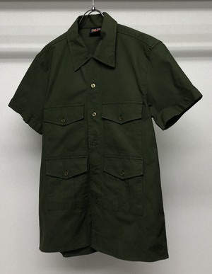 1990s W&LT 4 POCKET CARGO SHIRT