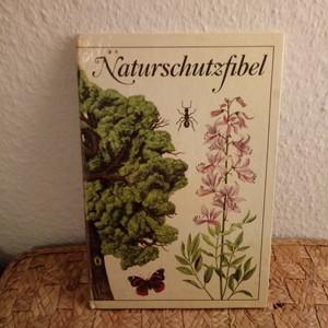 ドイツ ヴィンテージ図鑑  Naturschtzfibel (C)