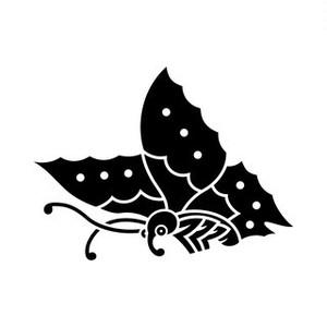 変わり飛び蝶 aiデータ