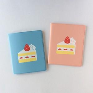 2021 DIARY スクエアマンスリー ショートケーキ