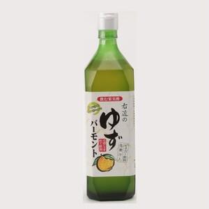 【飲む果実酢】720mlゆずバーモント