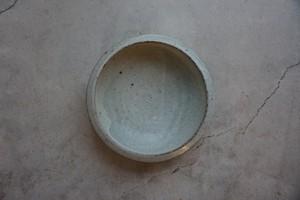 小林徹也 石皿 粉引