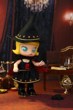 MOLLY (モリー)小さな魔女 BJD(ボールジョイントドール)[POPMART]