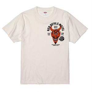 RED DEVILS MOTEL Rogo Tshirt / Tシャツ【受注生産】