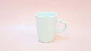 【目玉商品!!】ハートマグカップ
