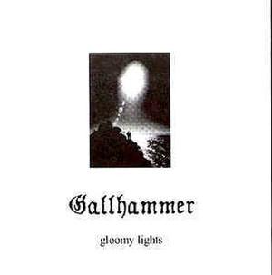 GALLHAMMER/gloomy lights(デジブック仕様)