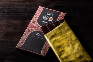 70% Dark Chocolate Saloy Origin (100g Bar)