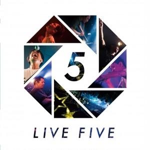 "LIVE ALBUM ""LIVE FIVE"""