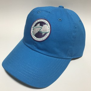 TRANS-4THCoast 6Panel CAP (turquoise blue)