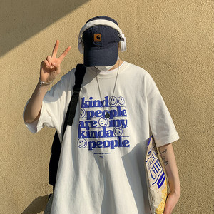 スマイルメッセージTシャツ BL8088