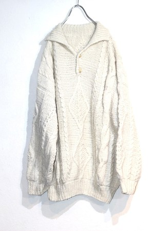 fisherman Knit