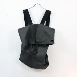 KOMAKINO / コマキノ | ヴィンテージ再構築ダッフルバッグ | チャコール