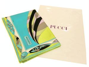 【EMILIO PUCCI】     エミリオプッチ  - Italy -     スカーフ