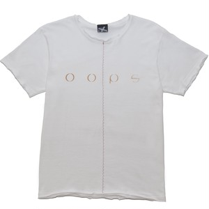 oops CLASSIC T-SHIRT White