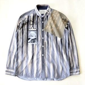 anarchy shirt 031(monochrome)