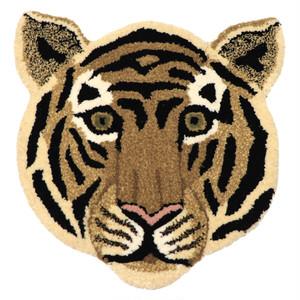 Tiger Face Rag