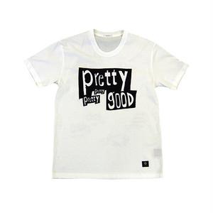 PRETTY GOOD TEE (WHITE) / GAVIAL