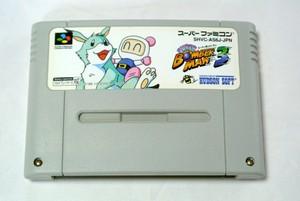 中古 スーパーファミコンソフト スーパーボンバーマン3