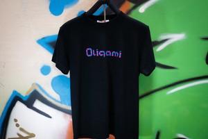 Since2018 logo Tシャツ - Black-