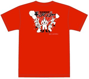 魚部Tシャツ2017・ギョブインジャー(レッド)