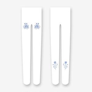 """イタイタイツ """"flower"""""""